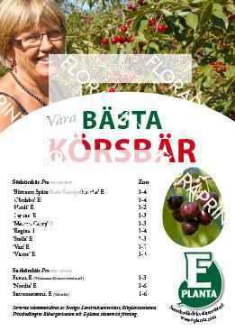 E-planta; Våra bästa körsbär
